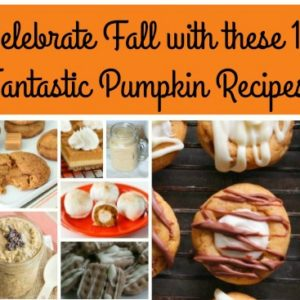 Celebrate Fall with These 12 Fantastic Recipes