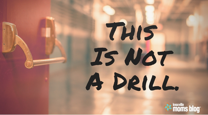 This is Not a Drill - The unbelievable reality that 6-year-olds are having to go through lockdown drills.