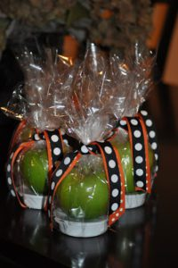 halloweencaramelapples
