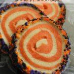 Halloween Swirled Sugar Cookies