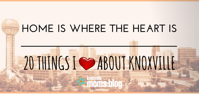 20 Things I Love About Knoxville