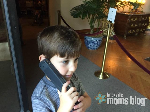 Biltmore Kid Audio Tour