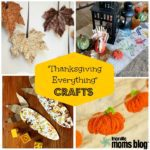 Thanksgiving Crafts for You and Your Little Turkeys