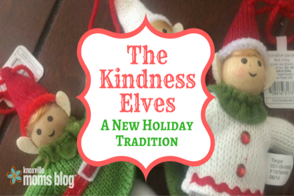 The Kindness Elves: A New Holiday Tradition