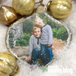 DIY Photo Ornaments for the Holidays