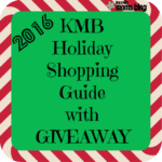 Come Shop with Us: The 2016 KMB Holiday Shopping Guide {Giveaway}