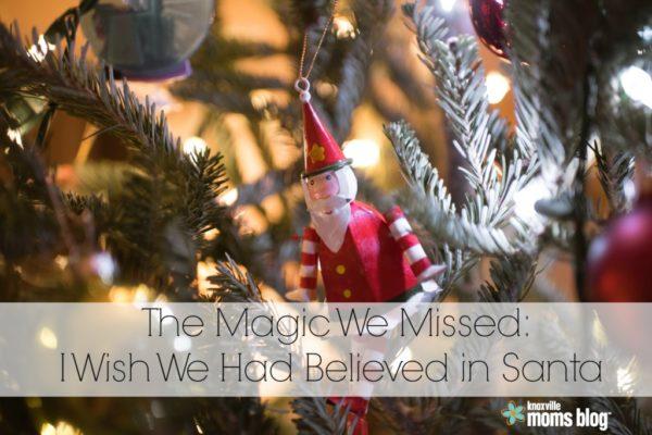 The Magic We Missed: I Wish We Had Believed in Santa