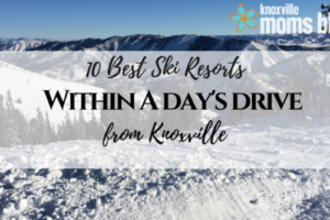 10 Best Ski Resorts Within a Day's Drive from Knoxville