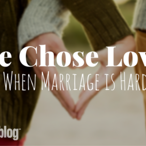 We Chose Love | Knoxville Moms Blog