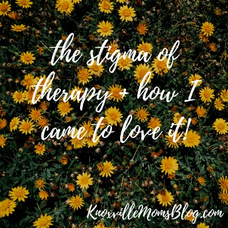 The Stigma of Therapy + How I Came to Love It