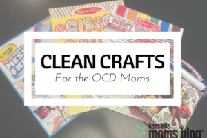 Clean Crafts | Knoxville Moms Blog