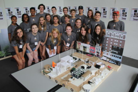 University of Tennessee College of Architecture + Design