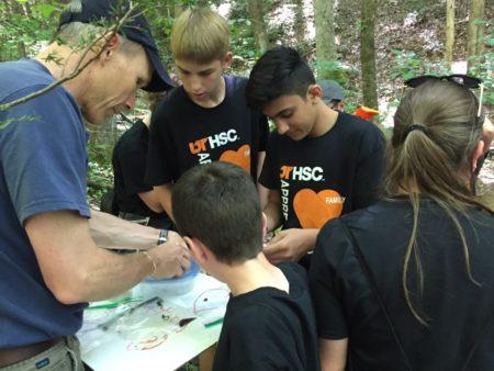 UT Volunteer Your Voice Summer Camp