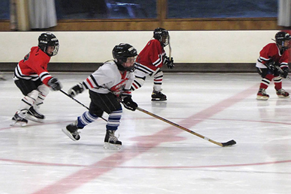 Ice Chalet Summer Camps