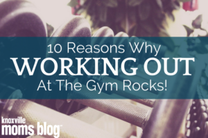 Why Working Out At The Gym Rocks
