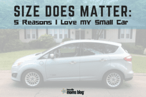 5 Reasons I Love my Small Car