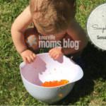 Six Simple Summer Sensory Activities