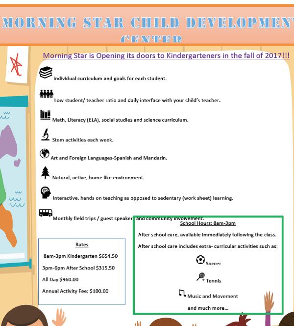 Morning Star Child Development Center