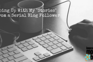 Serial Blog Follower