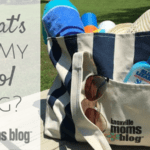 What's In My Pool Bag?