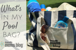 What's in my pool bag-