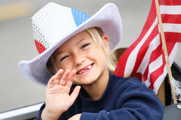 Celebrate the 4th at the Town of Farragut Parade!