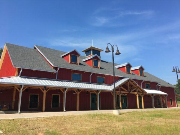 Tate's Barn