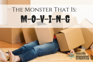 The Monster That Is Moving