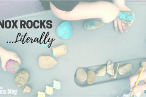 Knox Rocks...Literally