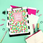 New School Year :: New Binder Printable