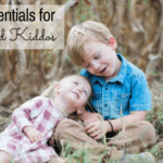 Fall Essentials for Mom and Kiddos