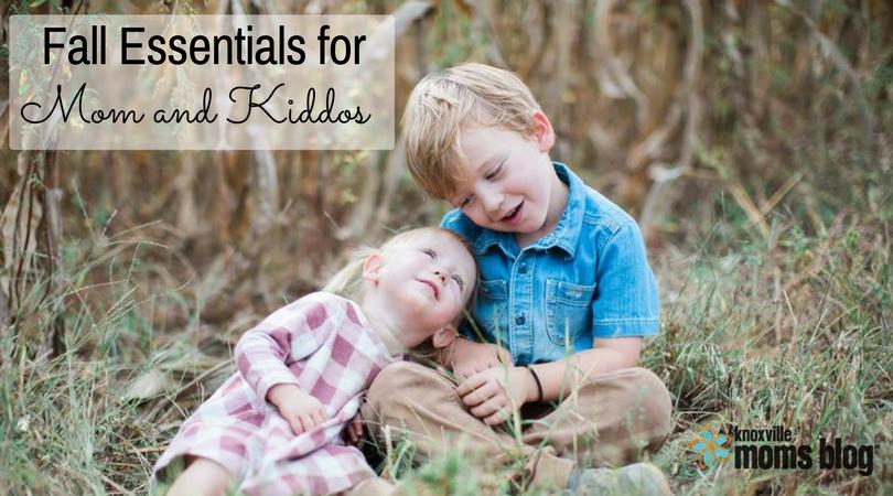 Fall Essentials for Mom and Kiddos
