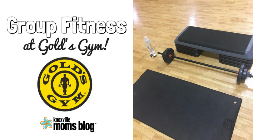 Group Fitness at Gold's Gym