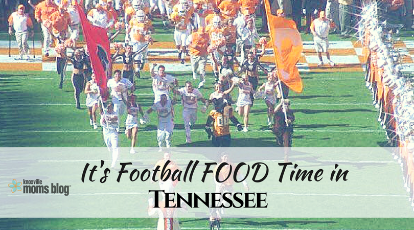 It's Football FOOD Time in Tennessee