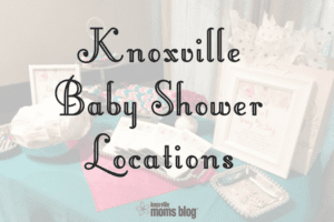 Knoxville Baby Shower Locations