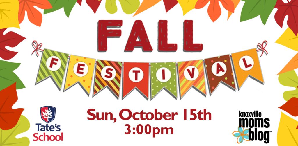 Knoxville Moms Blog Fall Festival