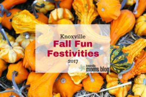 Knoxville Fall Activities and Festivals