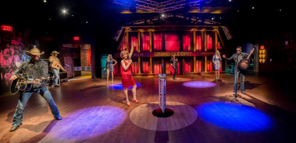 Madame Tussauds Grand Ole Opry
