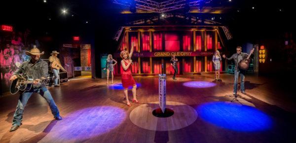 Madame Tussauds Grand Ole Opry