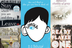 Five Books to Read with your Kids