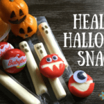 Healthy, Cost Effective Halloween Snacks