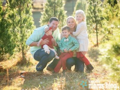 photo by katherine birkbeck photography taken at white pine acres - Bluebird Christmas Tree Farm