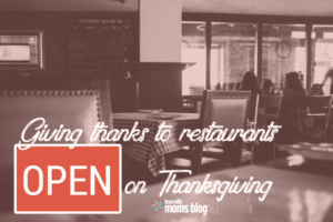 Thanksgiving Restaurants
