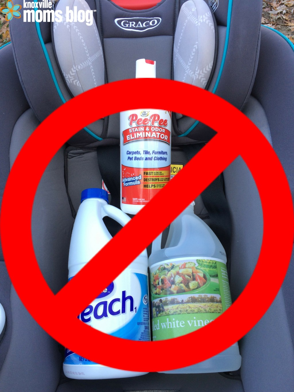 The Ultimate Guide to Cleaning Vomit Out of a Car Seat