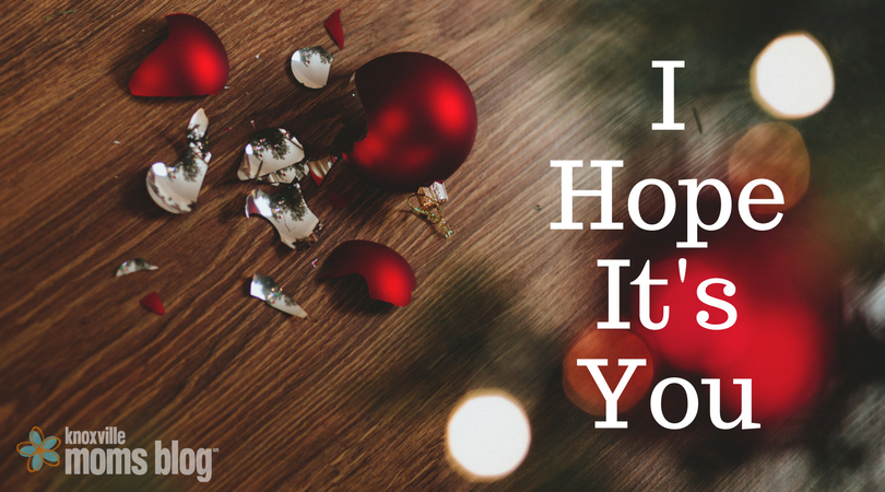 I hope it's You: A Season of Giving | Knoxville Moms Blog