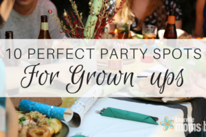 Knoxville Party Spots for Grown Ups