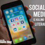 Social Media is Killing Us…Literally
