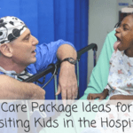 Care Package Ideas for Visiting Kids in the Hospital {with Free Printable}