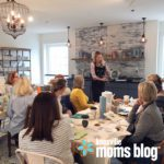 DIY Mom's Night Out at The Back Porch Mercantile