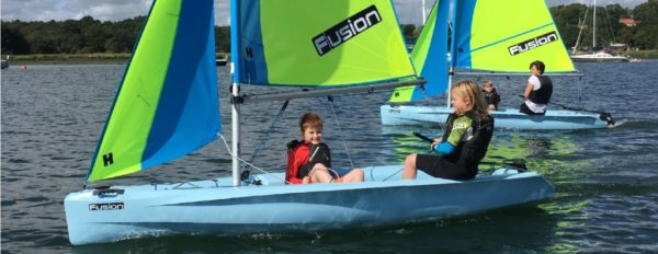 Concord Sailing Summer Camp